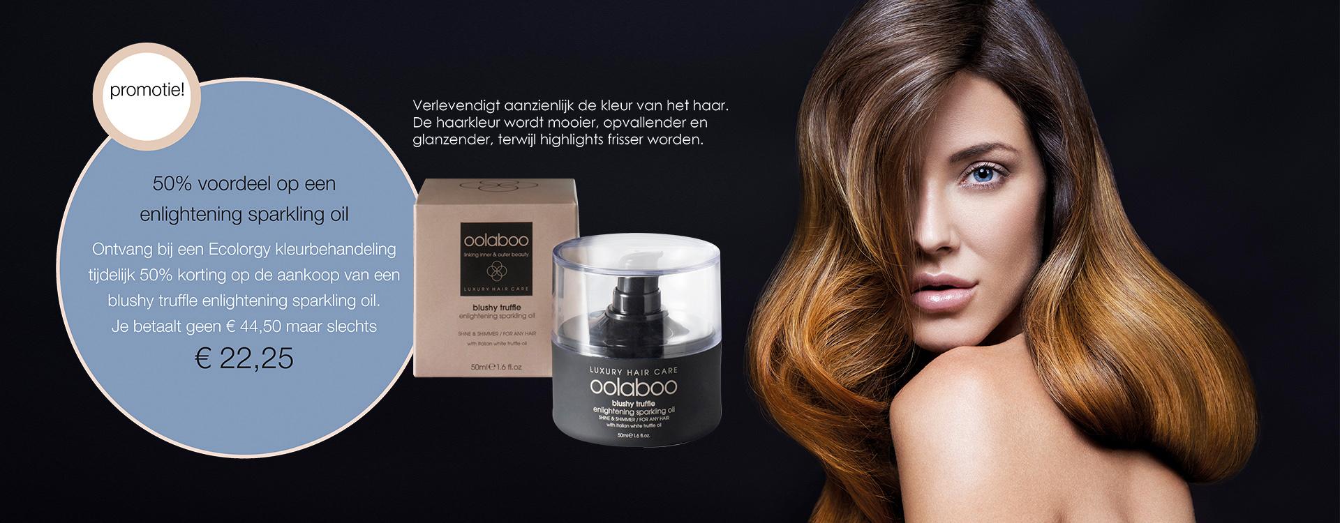 Promotie Oolaboo